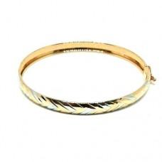 Золотой браслет (жесткий)