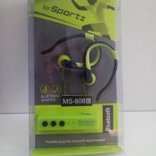 Блютуз стерео гарнитура MS-808