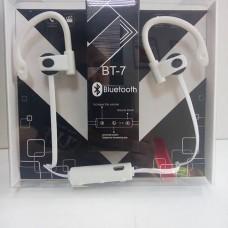 Блютуз стерео гарнитура BT7