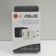 ЗУ Asus 2A (USB+блок) новое!