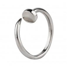 """Продано! Серебряное кольцо """"Гвоздь"""""""