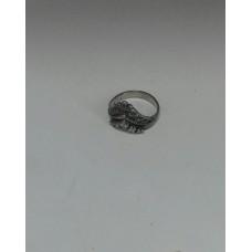 Продано! Серебряное кольцо с цирконием