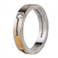 Золотое кольцо с бриллиантами: бренд Baraka
