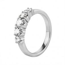 """Золотое кольцо с бриллиантами """"Величие"""""""