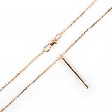 Золотой комплект: серьги, кольцо, колье
